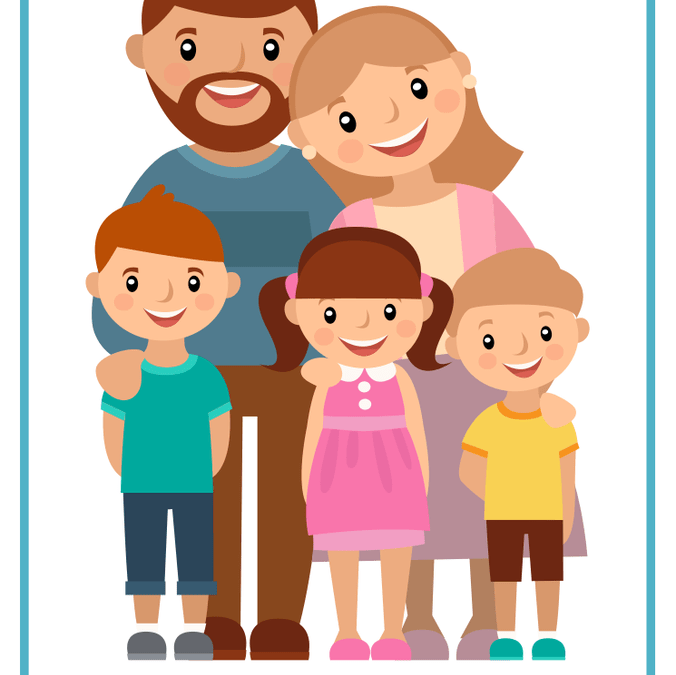 27.05.2020 Środa: Portret mojej rodziny.