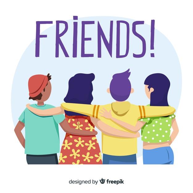 FRIENDS / PRZYJACIELE