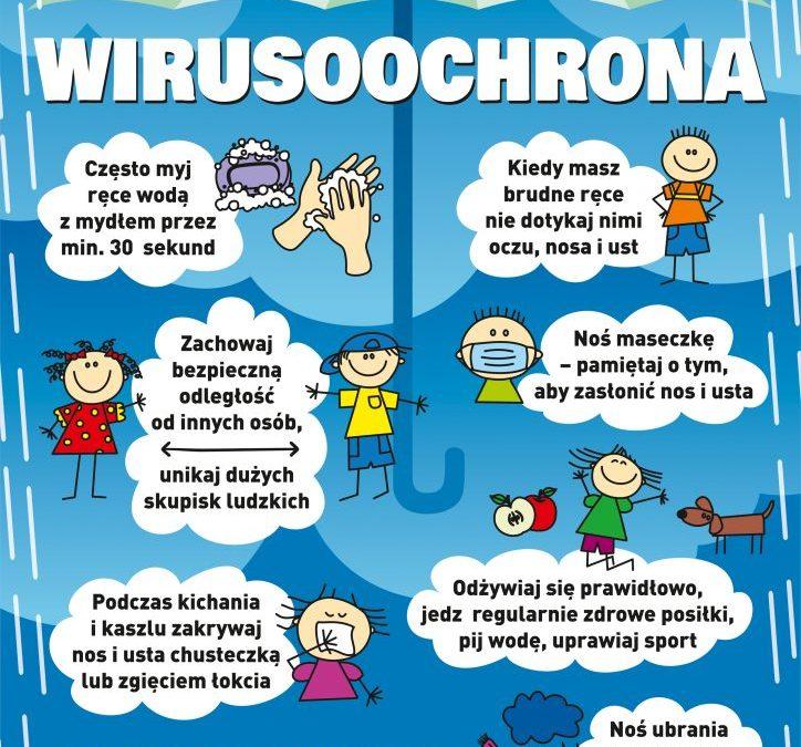 """""""WIRUSOOCHRONA"""""""