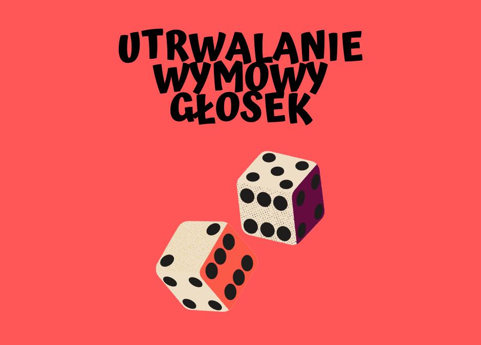 """GRY LOGOPEDYCZNE """"WYŚCIGI Z GŁOSKĄ""""  Domologo.pl"""
